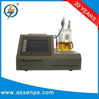 automatical transformer water content test kit