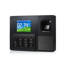 Network Fingerprint Time Attendance Recording