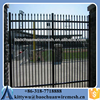Iron fence security fence & steel fence/ Convenient Aluminum Fence/powder coated garden fence