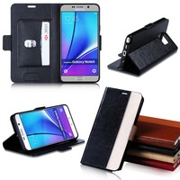 New Products With Card Slot Stylish Phone Case For Samsung Galaxy Note 5