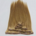 Alli express hot sale clips in human hair extensions wholesale peruvian hair cheap price natural human hair