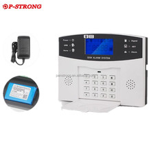 Remote Control Door Sensor Sunlight Alarm System With Human Infrared Detector