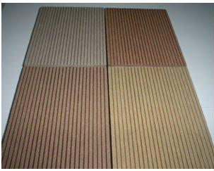 Wood Plastic Composite Flooring with Fine lines