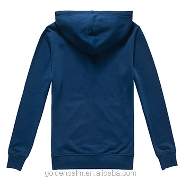 OEM Custom clothing full zipped hooded men hoodie