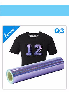 kenteer Pu Heat Transfer Film for t-shit