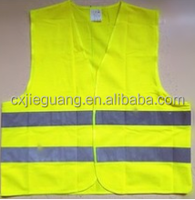 reflective visibilility safety vest