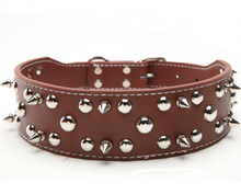 spiked dog collars for large dog