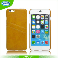 Best Sell Product Handmade Custom PU Leather Cell Phone Cases for iphone 6
