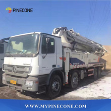 38M 46M 52M 56M Used Truck Mounted Concrete Pump excellent condition used concrete pump truck for Zoomlion , SANY , Putzmeister