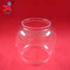 CLEAR GLASS KEROSENE LAMP SHADES