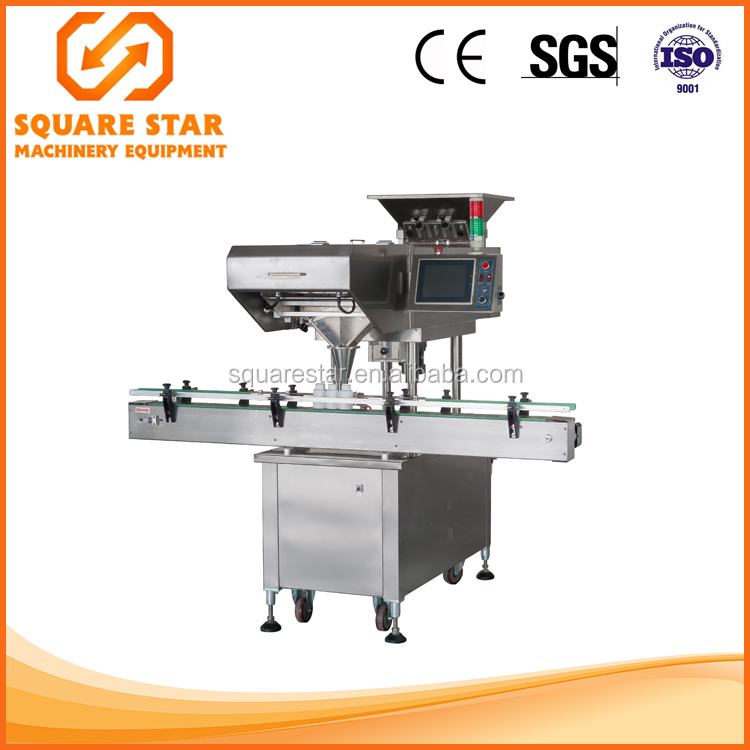 CCD camera counting system automatic tablet/capsule counting machine