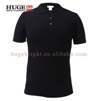 Wholesale Short Sleeved Custom Men's Polo Shirt