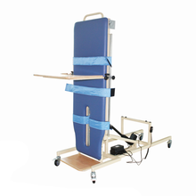 Electric multi sections chiropractic treatment table