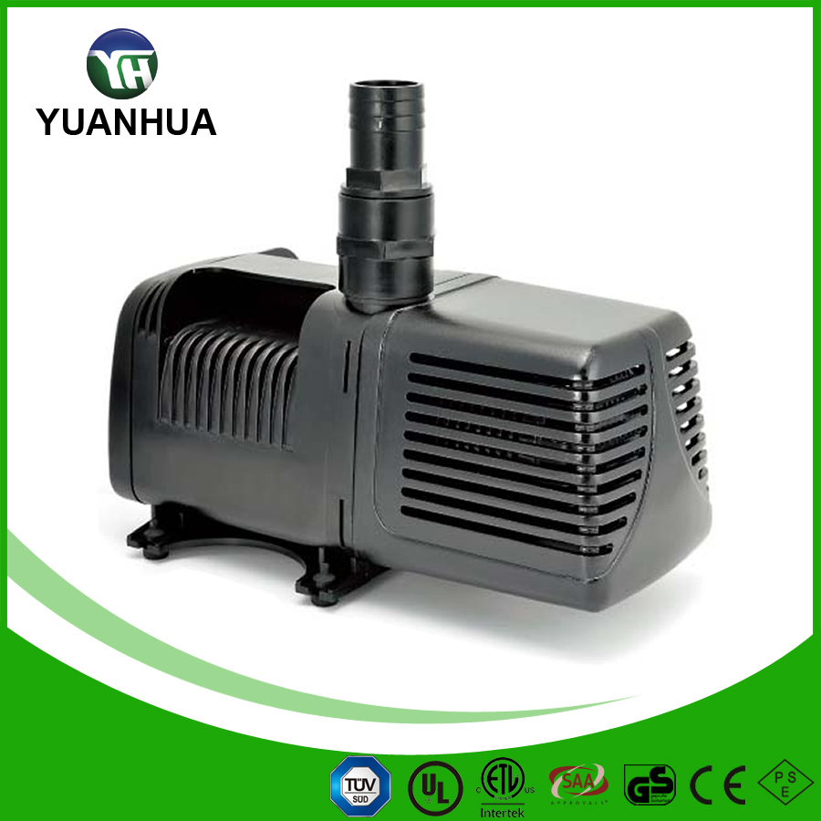 100W Model Number YH-13000-500 yuanhua pump for water fountain