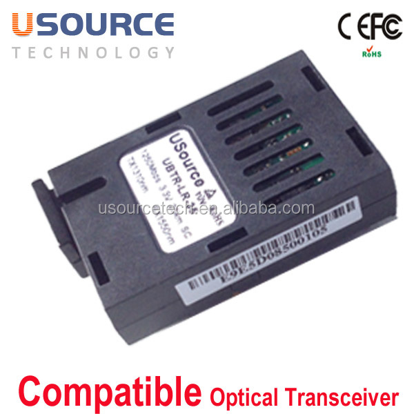 Factory Supply optical transceiver 1 x 9 pin 155 mbps wdm optical transceiver