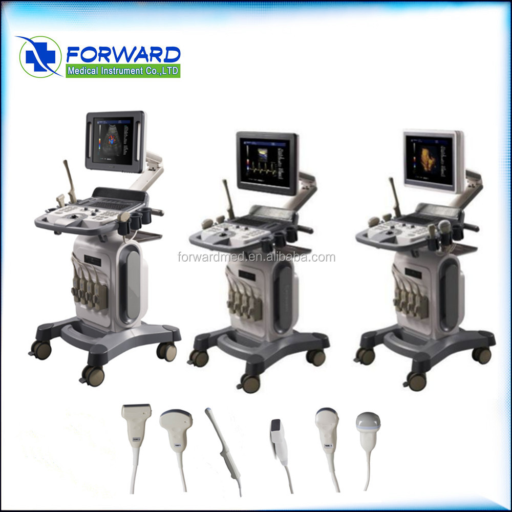 Best and Cheap Price of Medical Equipments Color Doppler 3D 4D Ultrasound Machine