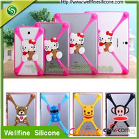 wholesale fashion bumper silicone phone case for any phone
