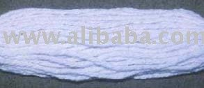 Mop TC yarn (white) for mops & Dusters