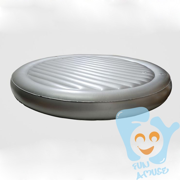 comfortable custom bed inflatable round air bed