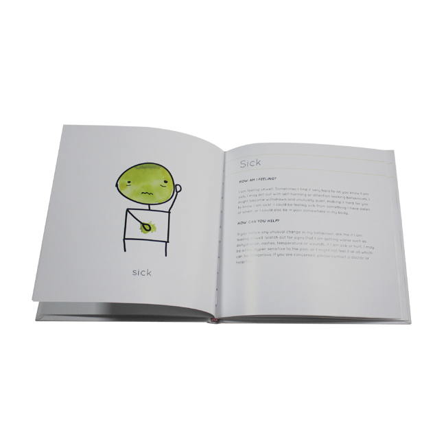 Hot Sale High Quality Hot Book Cheap Hardcover Book Printing Service