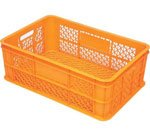 Stackable Plastic Crate for Several Industries