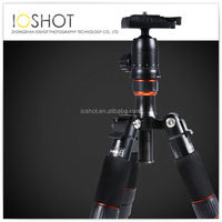 Mini Zoom Camera Tripod Lens With Pan Head
