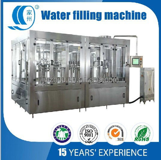 drink filling machine