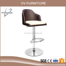 malaysia high quality metal bar counter adjustable height bar stool