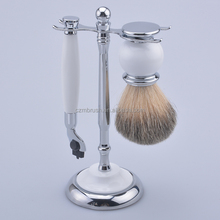 Cheap good CHOICE for men gifts men shaving set shaving kit shaving brush set