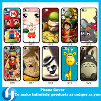 Professional factory supply mobile phone case for iphone 6 with popular images