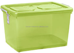 Carrot storage tote/box with lid and wheels 90 liter / 60 lieter
