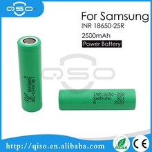 laptop battery cell 25R Samsung inr18650 25r