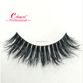 Professional thick single individual mink eyelash extensions