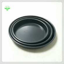 nonstick round shape non-stick deep pizza pan for baking homemade pizza and bread