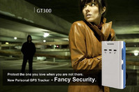Kids GPS Tracker with Free Tracking Software GT300 High Accuracy Portable GPS Personal Tracker Two-way communication