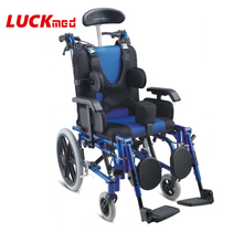 Hospital Reclining Electric Wheelchair