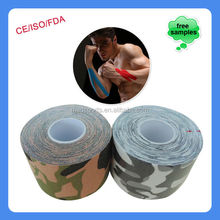 Waterproof Printed Sports Muscle Cure Tape