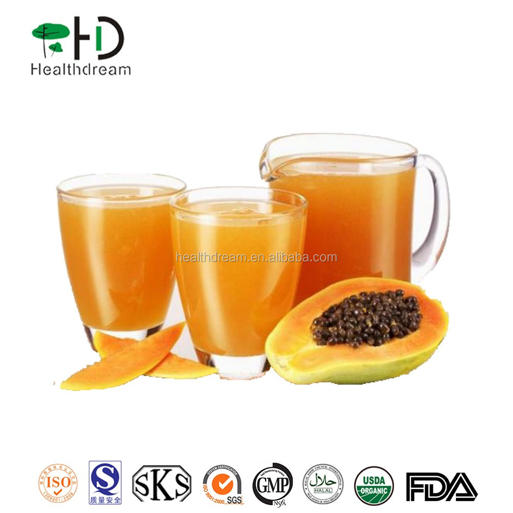4times/8times Papaya Concentrate juice ,Papaya juice Concentrate
