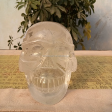 crystal skull crystal crafts crystal mascot skull for collection decoration