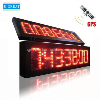 Sports timer stopwatch countdown digital watch