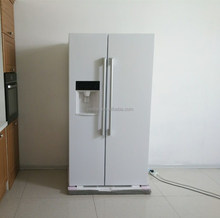 2017 hot sale good quality energy saving 550L side by side refrigerator