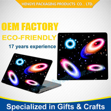 UV printing full body 3d cartoon customized laptop skin