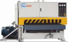 L series Wide belt grinder(dry operation)