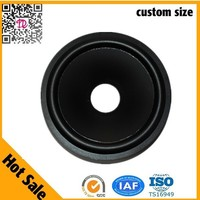 Hot Sale Speaker Component 10 Inch Speaker Paper cone With Foam Surround