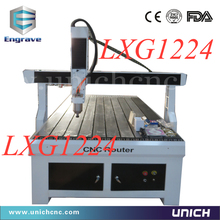 China jinan unich direct sales cnc engraving cnc cutting cnc router frame
