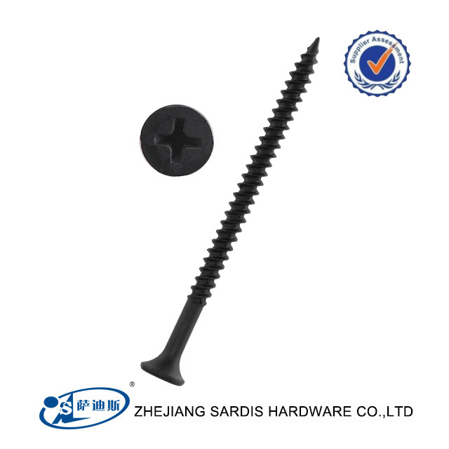 China fastener supplier&exporter&factory C1022 steel phosphated drywall screw
