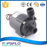 Circulation DC high pressure pump for instant shower water heater