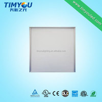 2015 UL DLC certificated high quality led panel light huadian lighting best price 600*600 40w