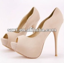 China High Heels Lady Footwears Passion Shoes XT12092110