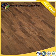 cheap canadian oak wood grain finished laminate wood flooring 8MM/ 12MM